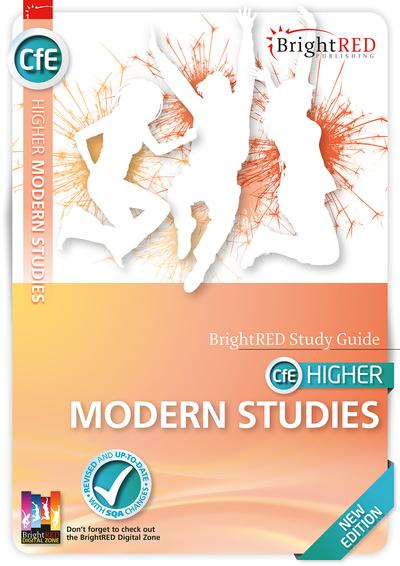 Jacket Image For: Higher Modern Studies (New Edition)