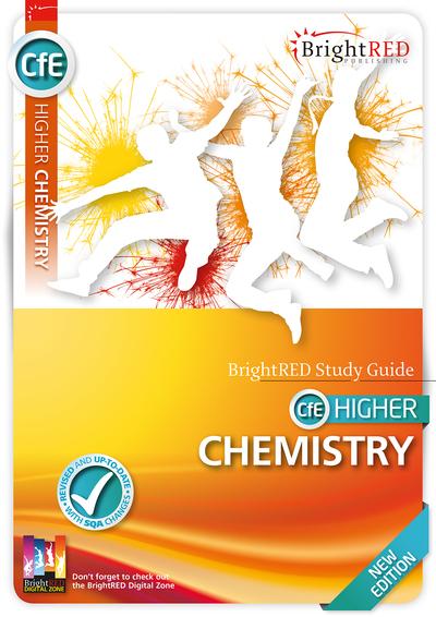 Jacket Image For: CfE higher chemistry