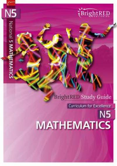Jacket Image For: National 5 mathematics study guide