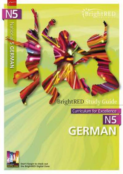 Jacket Image For: Curriculum for Excellence N5. German