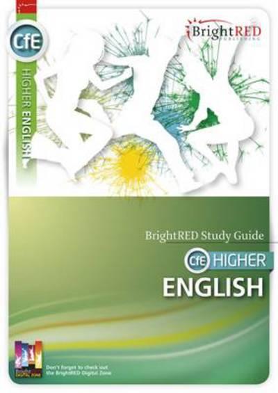 Jacket Image For: CfE higher English