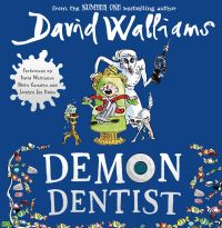 Jacket Image For: Demon dentist