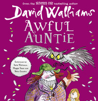 Jacket Image For: Awful auntie