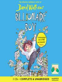 Jacket Image For: Billionaire boy