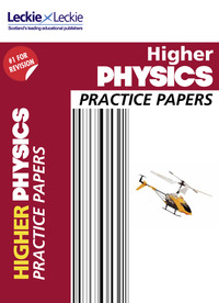 Jacket Image For: Higher physics practice papers for SQA exams