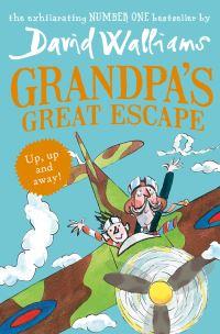 Jacket Image For: Grandpa's great escape