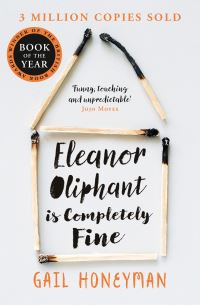 Jacket image for Eleanor Oliphant is completely fine