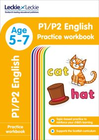 Jacket Image For: P1/P2 English Practice Workbook