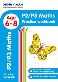Jacket Image For: P2/P3 Maths Practice Workbook