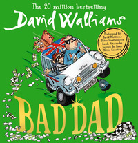 Jacket Image For: Bad dad