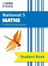 Jacket Image For: National 5 mathematics. Student book