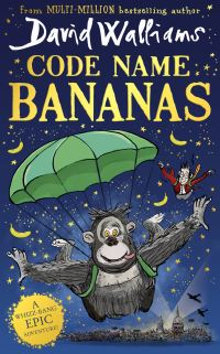Jacket image for Code Name Bananas