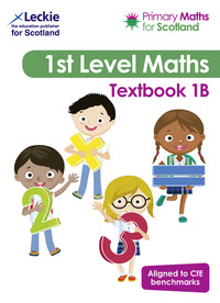 Jacket Image For: Primary maths for Scotland. Textbook 1B for the curriculum for excellence