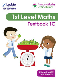 Jacket Image For: Primary maths for Scotland. Textbook 1C for the curriculum for excellence