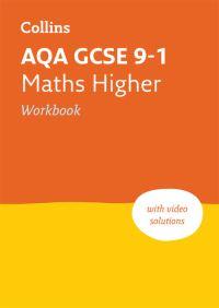 Jacket Image For: AQA GCSE 9-1 maths. Higher Workbook