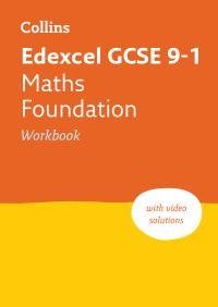 Jacket Image For: Edexcel GCSE 9-1 maths. Foundation Workbook