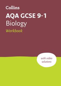 Jacket Image For: AQA GCSE 9-1 biology. Workbook