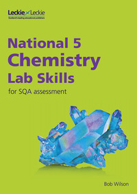 Jacket Image For: Chemistry. SQA National 5