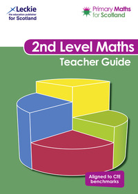 Jacket Image For: Primary maths for Scotland second level teacher guide Second level Teacher guide