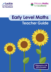Jacket Image For: Primary maths for Scotland Early level Teacher guide