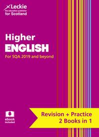 Jacket Image For: Higher English
