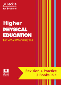 Jacket Image For: Higher physical education