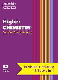 Jacket Image For: Higher chemistry