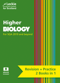 Jacket Image For: Higher biology complete revision and practice