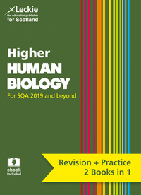 Jacket Image For: Higher human biology complete revision and practice