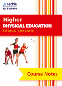 Jacket Image For: Higher physical education course notes