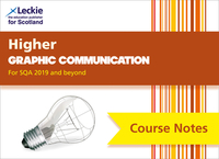 Jacket Image For: Higher graphic communication Course notes