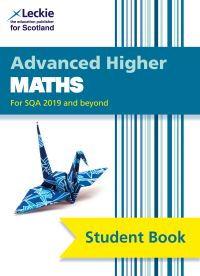 Jacket Image For: Advanced higher maths Student book