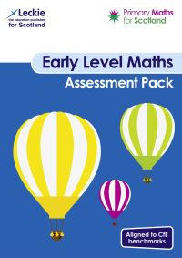 Jacket Image For: Primary Maths for Scotland Early Level Assessment Pack
