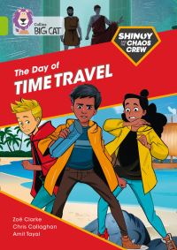 Jacket Image For: The day of time travel
