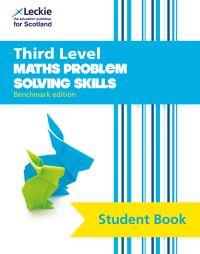 Jacket Image For: Third level maths problem solving skills