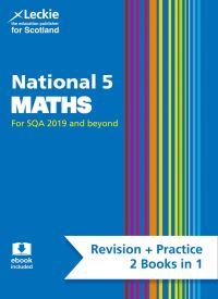 Jacket Image For: National 5 maths