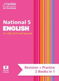 Jacket Image For: National 5 English