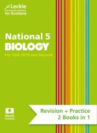 Jacket Image For: National 5 biology