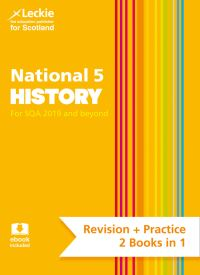 Jacket Image For: National 5 history