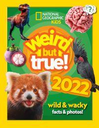 Jacket Image For: Weird but true! 2022