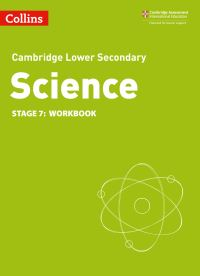 Jacket Image For: Lower Secondary Science Workbook: Stage 7 ebook