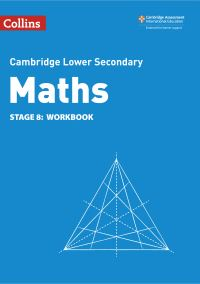 Jacket Image For: Lower secondary maths. Stage 8 Workbook