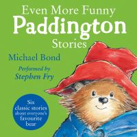 Jacket Image For: Even More Funny Paddington Stories