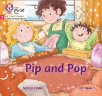 Jacket Image For: Pip and Pop