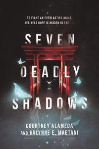 Jacket Image For: Seven Deadly Shadows