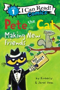 Jacket Image For: Pete the Cat: Making New Friends