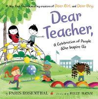 Jacket Image For: Dear Teacher,