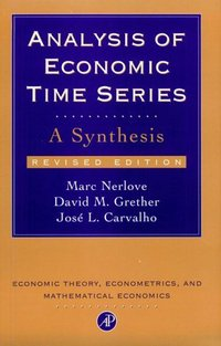 image for Analysis of Economic Time Series