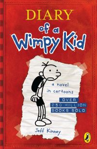 Jacket Image For: Diary of a wimpy kid