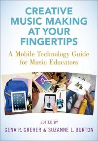 Jacket Image For: Creative music making at your fingertips